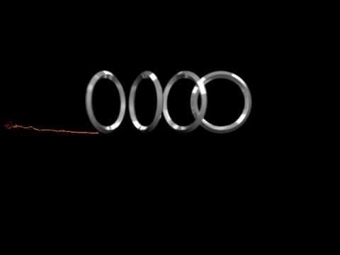 Logo Audi Logo Animation Audi Logo Logo