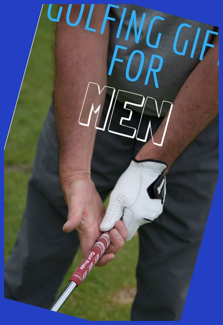 Coolest golfing gifts for men who have everything golf