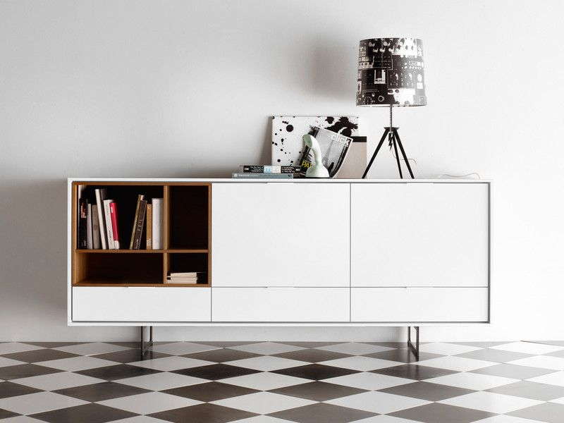 Treku Aura S2 Sideboard Nordics countries, Auras and Tv units