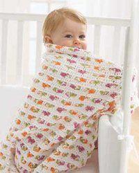 Baby Blanket Crochet: 22 Free Patterns