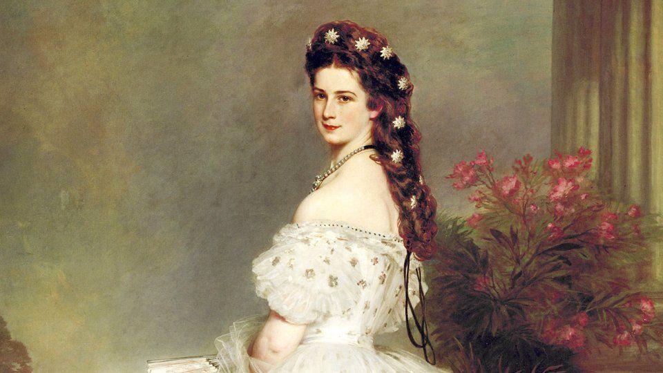 Der Bräutigam ist der Ur-Ur-Enkel der Kaiserin Elisabeth, genannt Sisi. Klick: Märchenhochzeit in Schweden