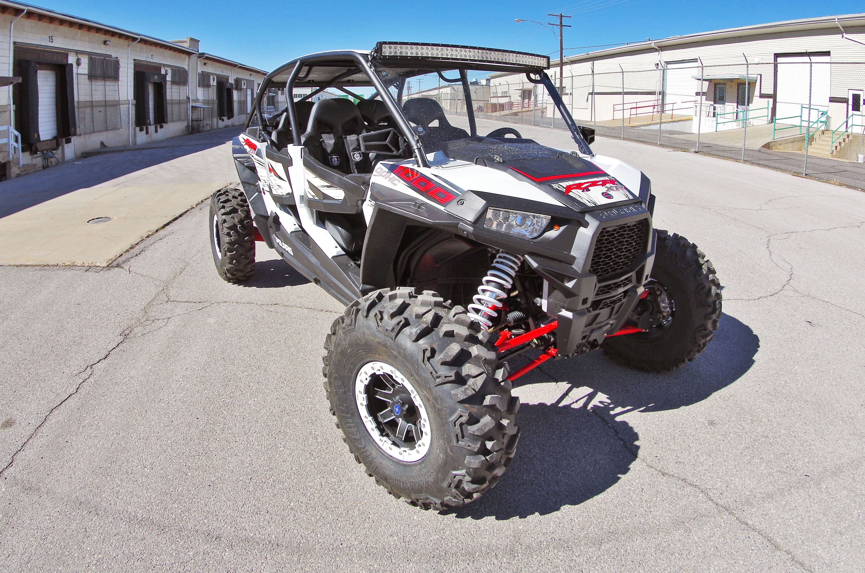 Polaris rzr xp 1000 elite package by vent racing