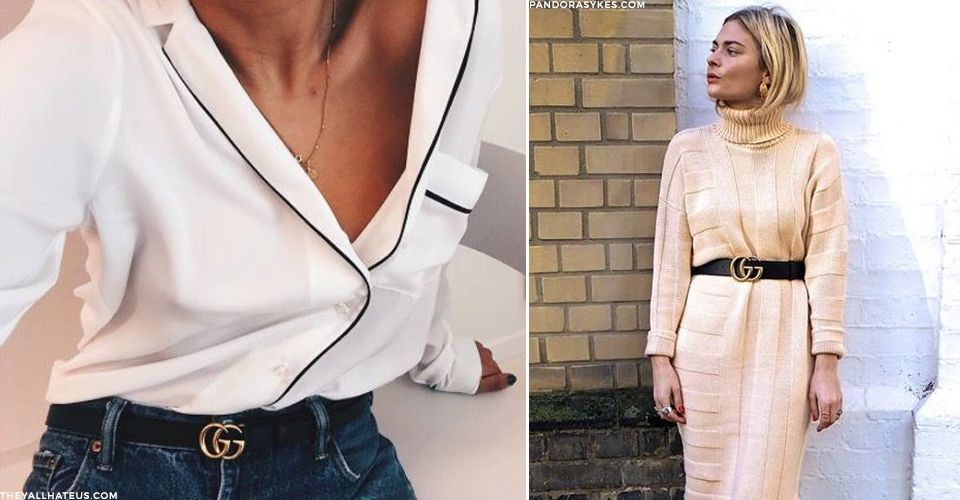 How To Style The Gucci Belt   sheerluxe.com