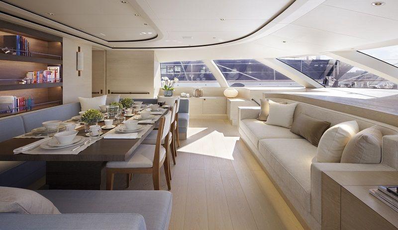 Luxusyachten innenausstattung  Twizzle, super yacht interior. Amazing | Yachts | Pinterest | Bootsbau