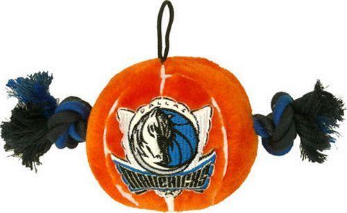 Dallas Mavericks Basketball Tug Toy