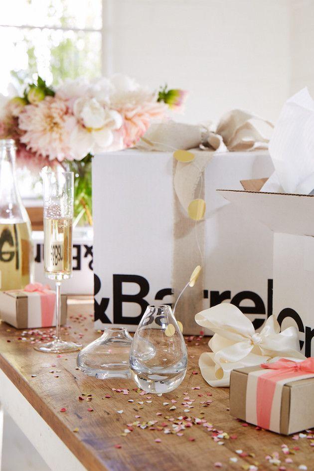 Crate And Barrel Wedding Party Deweddingjpg