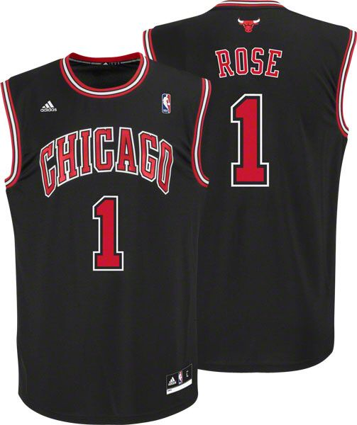 D Rose Chicago Bulls Team 5ed9d15ff