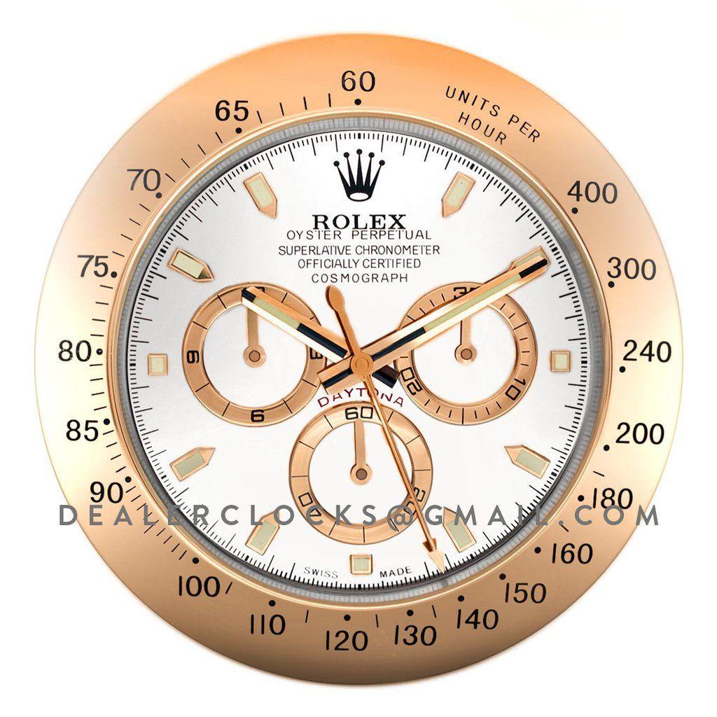 Rolex Daytona Wall Clock Rx002 Rolex Clock Wall Clock