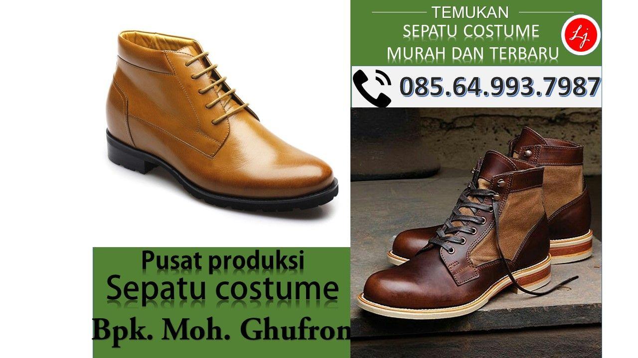 Sepatu Kulit Volcom Sepatu Kulit Kickers Sepatu Kulit Surabaya