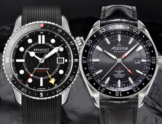 Want This, Get This: Bremont Terra Nova or Alpina Alpinist GMT 4