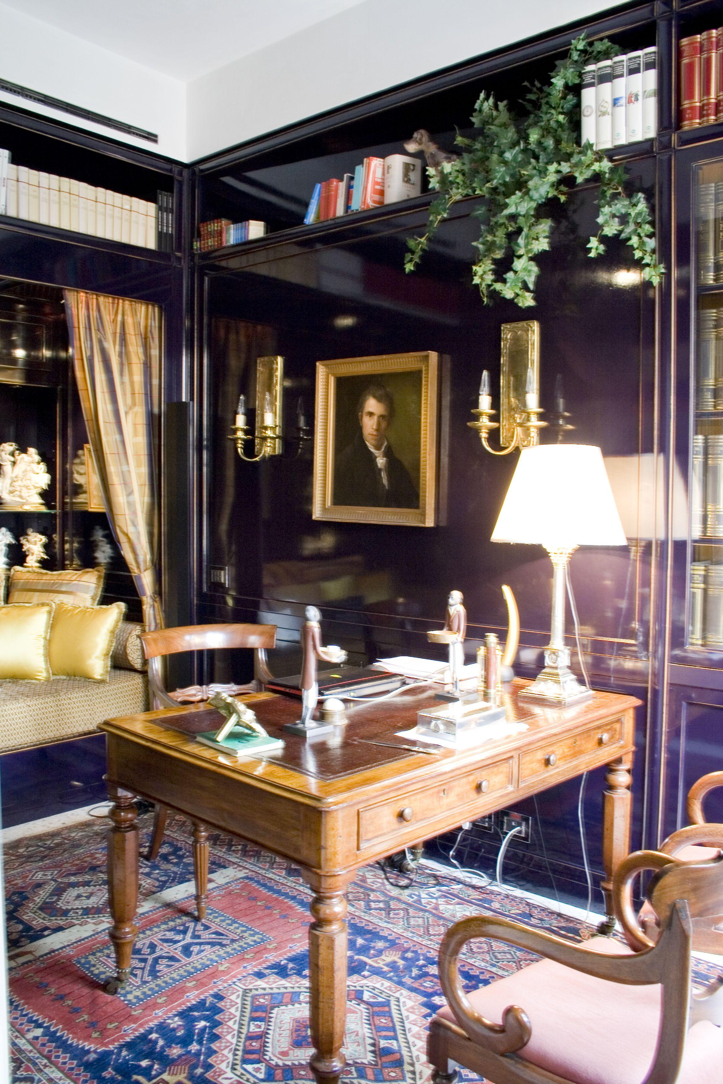 #luxuryoffice #officedesign #homeoffice # ...