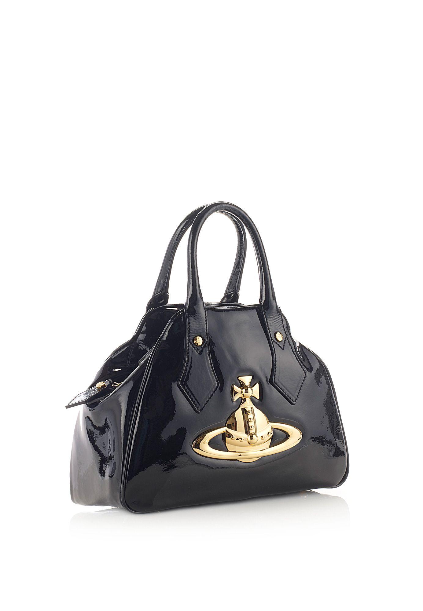 673389f9472 Vivienne Westwood Classic Orb Bag Black   Viviene Westwood   Bags ...