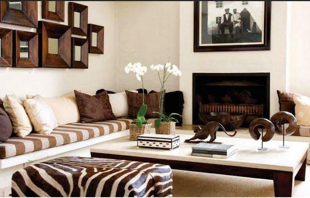 21 Marvelous African Inspired Interior Design Ideas African Home Decor African Interior Design African Interior