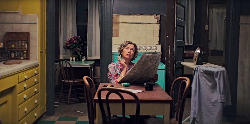 Image result for annette bening 20th century women in the airplane ending