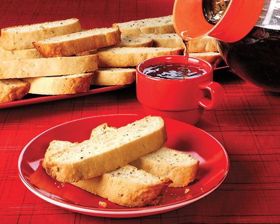 Anise Biscotti - Recipes at Penzeys Spices | BISCOTTI | Pinterest