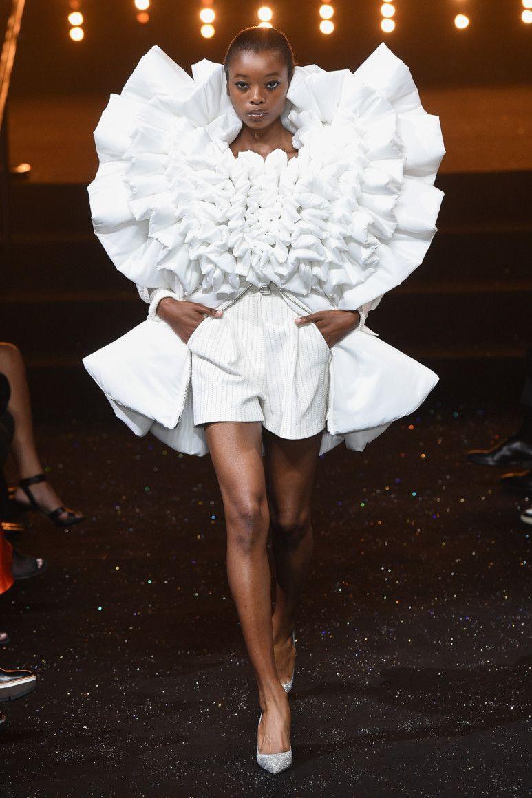 J crew blue lace dress march 2019 VIKTOR u ROLF COUTURE autumnwinter fashion  Fashionably