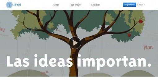 Prezi lanza su versión en español