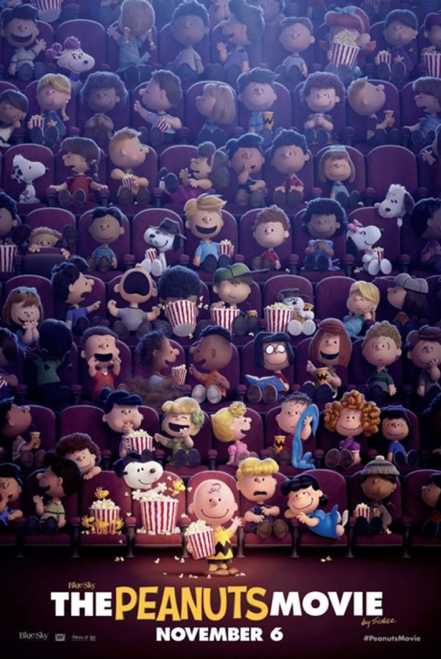THE PEANUTS MOVIE will have you DREAMING BIG - Stylish Life for Moms