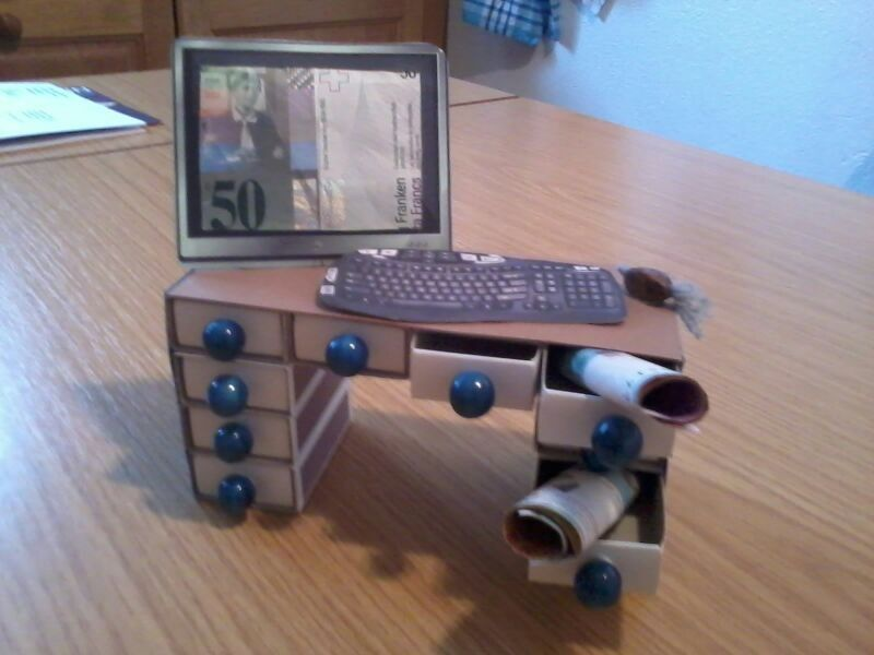 Geldgeschenk Computer Kleine Geschenke Pinterest