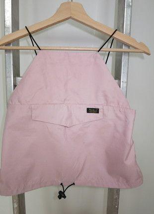 A vendre sur #vintedfrance ! http://www.vinted.fr/mode-femmes/debardeurs/15799290-haut-rose-pale-pepe-jeans-taille-m