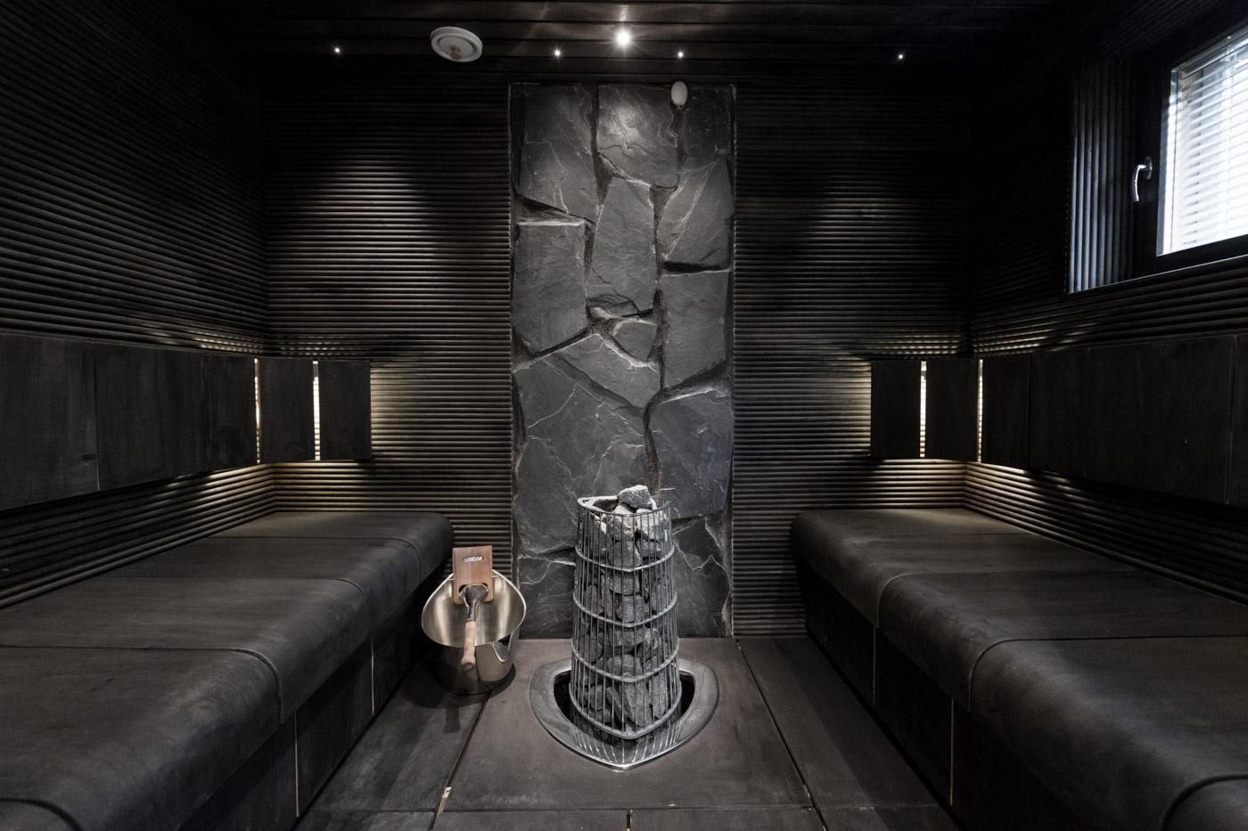 Sisustus  Sauna  Moderni  ~bathroom & sauna
