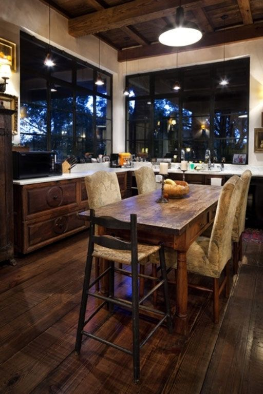 Interior Designs General Texas Antique Modern Home Dining Room And Kitchen