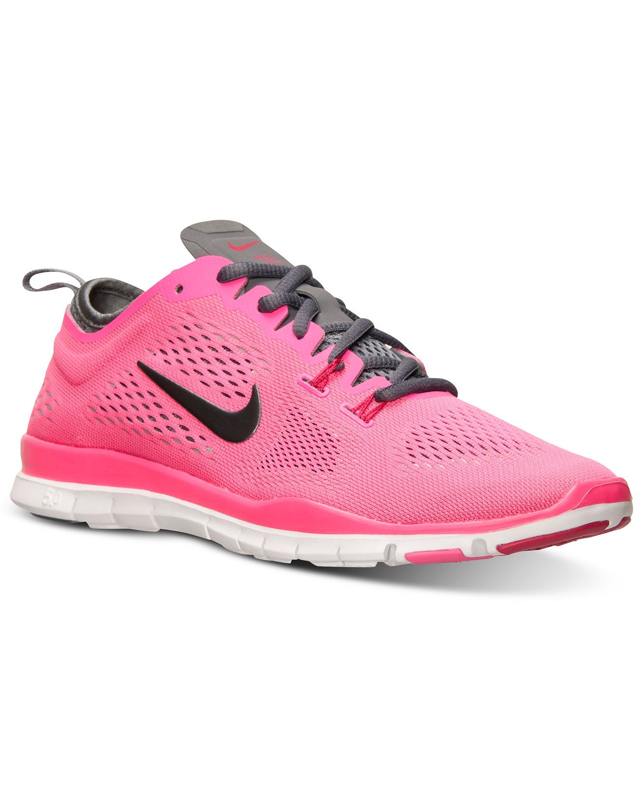 half off a6e5e 1ba7e reduced nike womens free tr fit 4 training sneakers from finish line finish  line athletic shoes