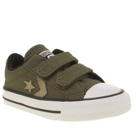 Converse Unisex Burgundy Star Player Toddler Burgundy Shoes For Kids