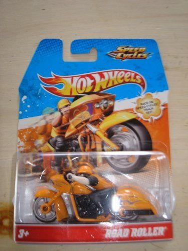 Hot Wheels Speed Cycles Road Roller By Mattel Hotwheels 5 99