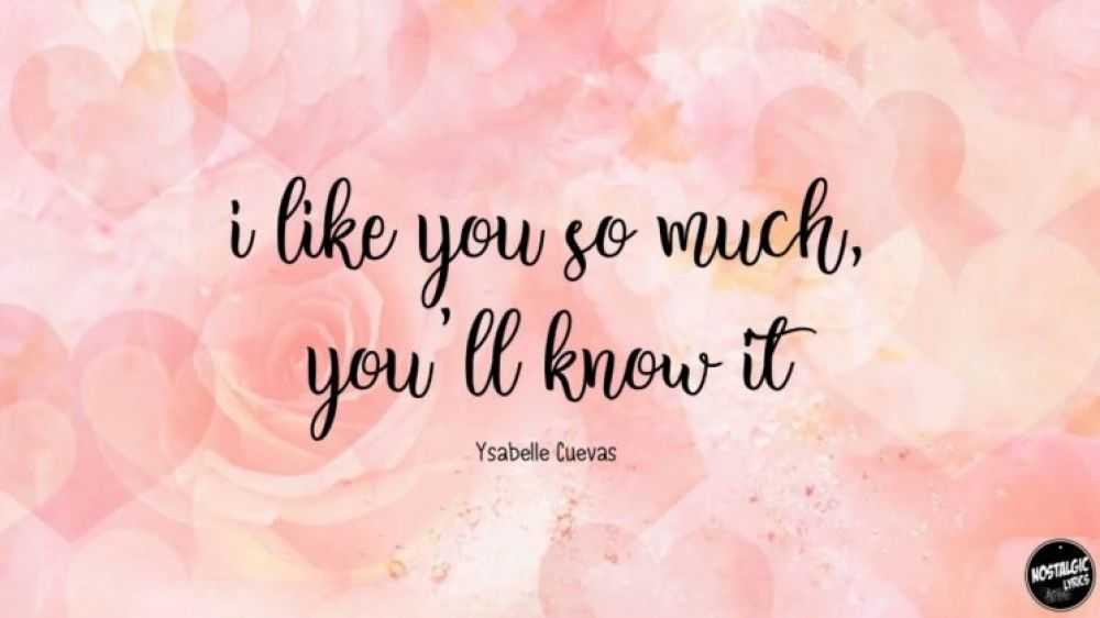 Like And Share If You Like This I Like You So Much You Ll Know It By A Love So Beautiful Ost Kalimba Tabs Tag A Love So Beautiful I Like