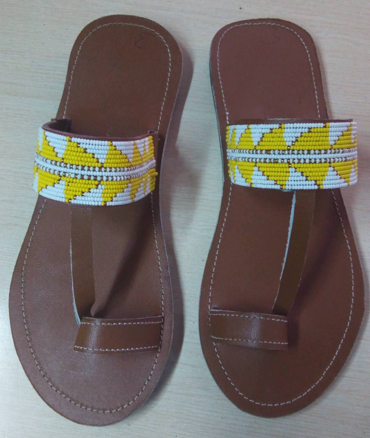 84d4955f96aaa Unisex sandaHandmade unisex Sandals Masai sandals African sandals ...