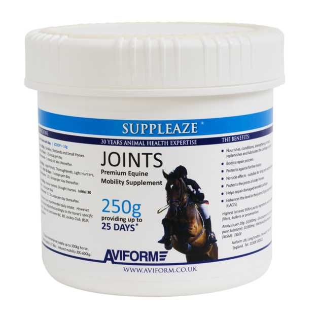 Aviform Suppleaze Joint Supplement - £9.95 : The NoseBag - Tack Shop