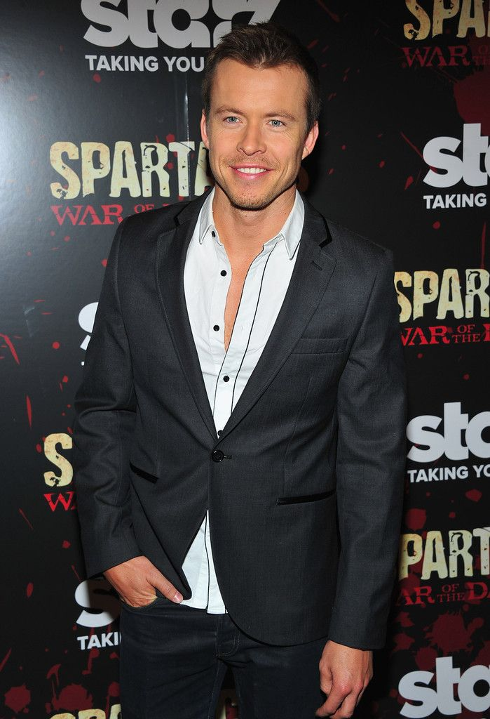 todd lasance height and weight