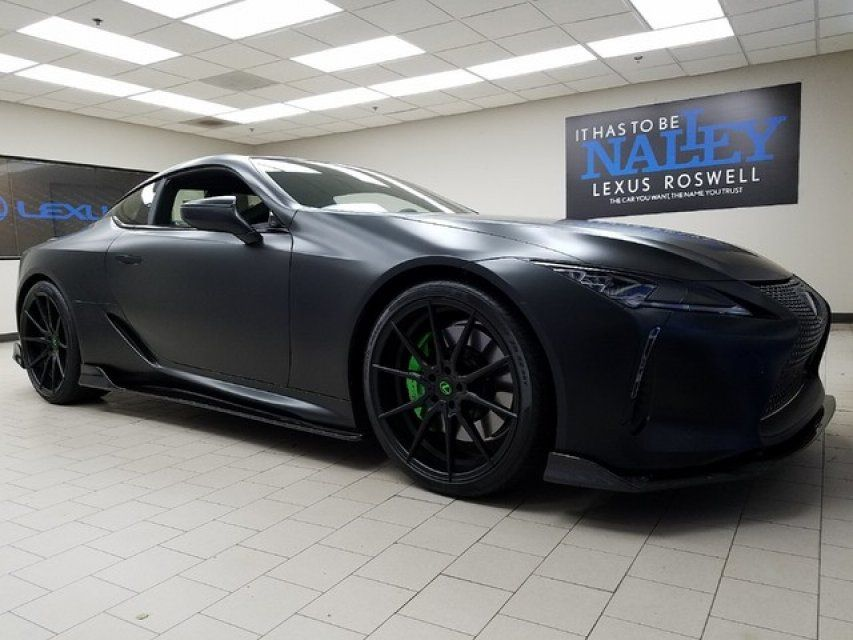 New 2018 Lexus LC 500 in Roswell GA 30076 461810422