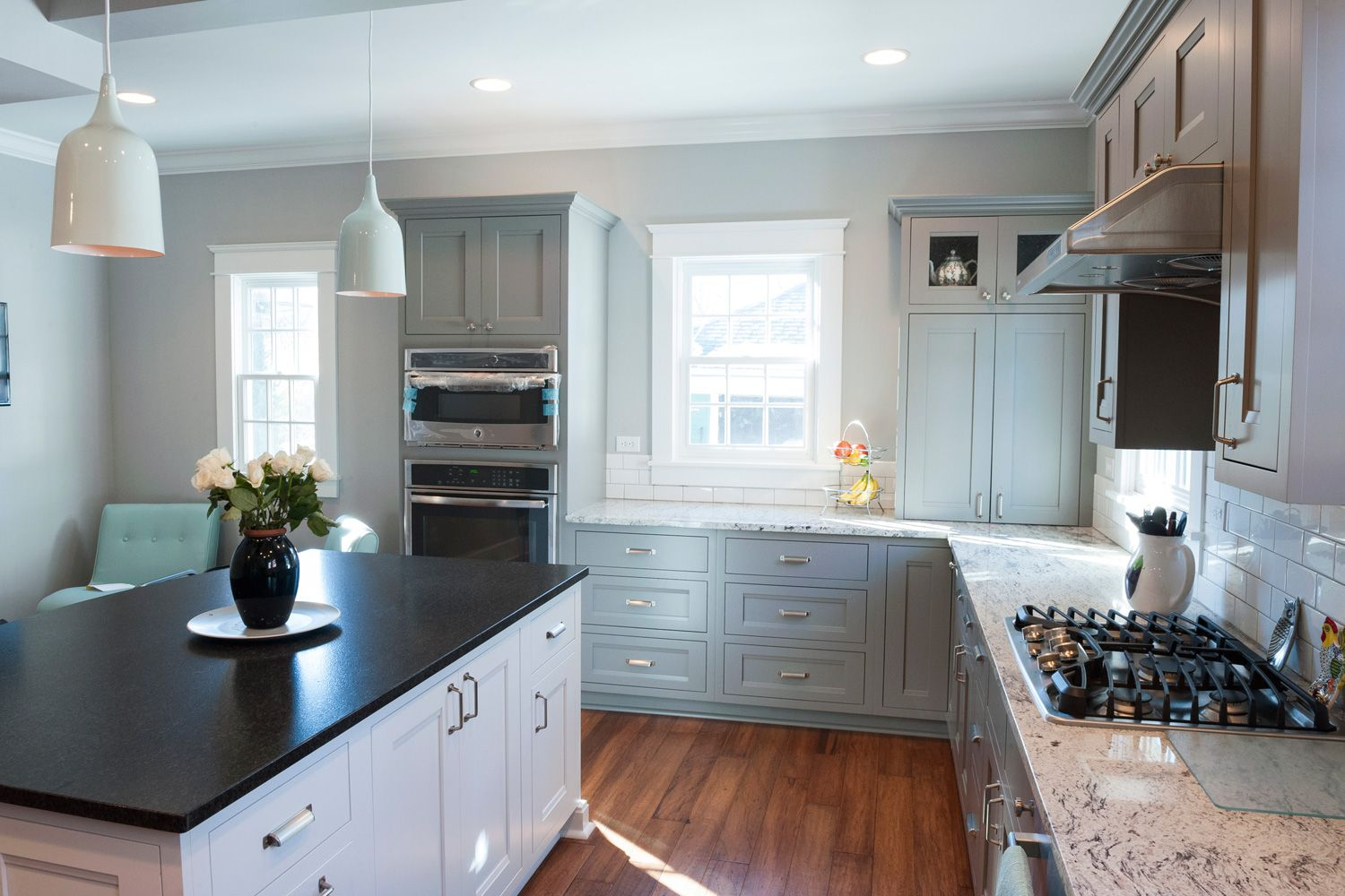 Colonial Style Remodel | CASE Indianapolis | Kitchen Ideas ...