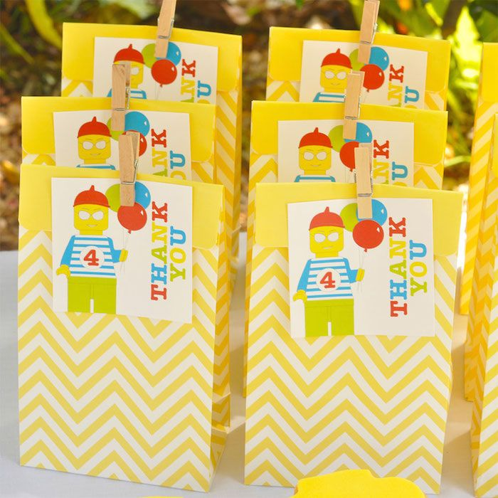 Lego Themed Birthday Party {Ideas, Planning, Decor, Games, Cake ...