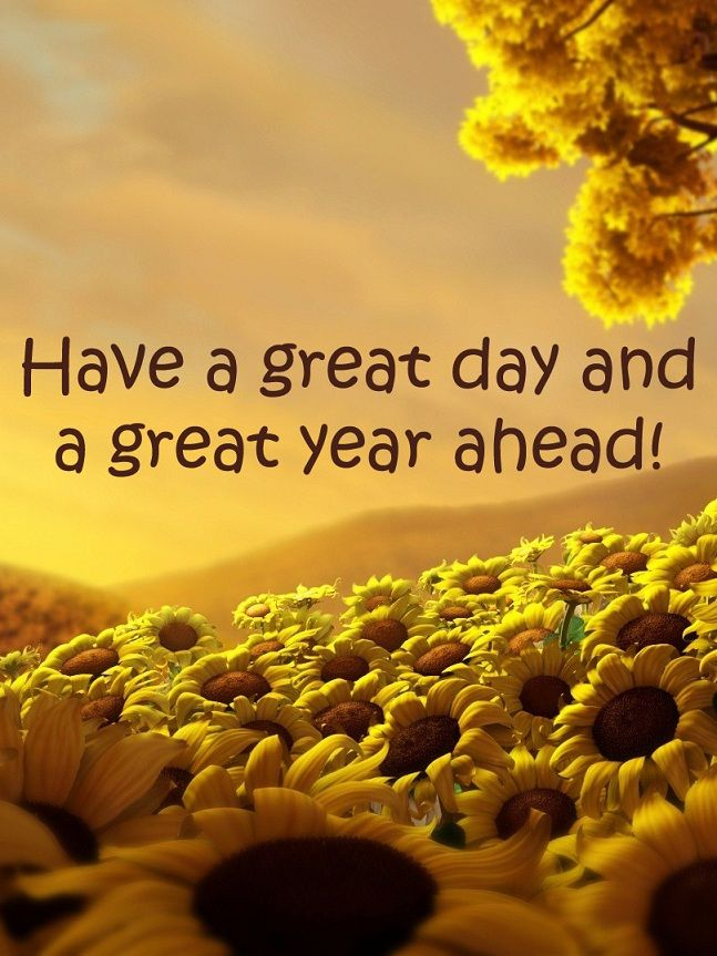 Have A Great Day And A Great Year Ahead Happy Birthday Wishes Quotes Happy Birthday Fun Funny Happy Birthday Wishes