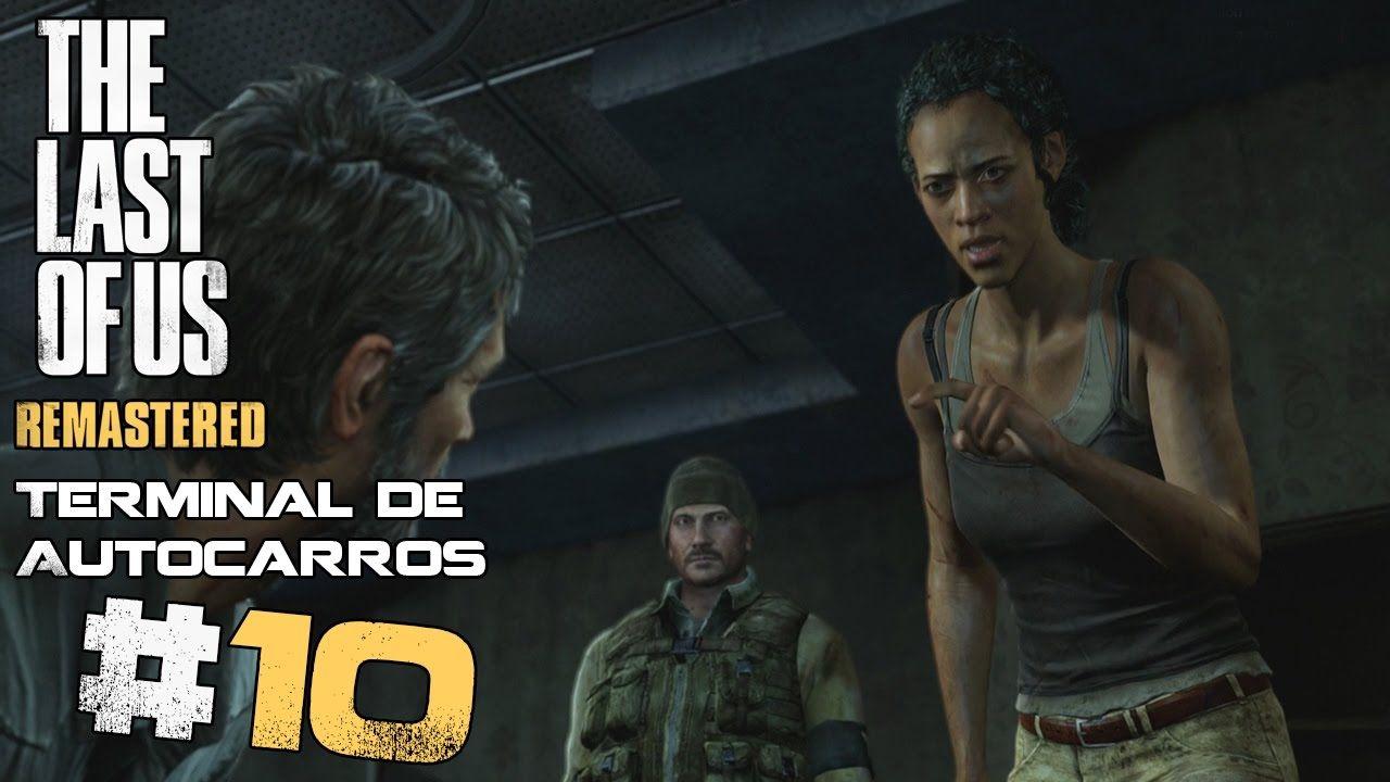 The Last of Us Remastered #10 Terminal de Autocarros PT-PT PS4