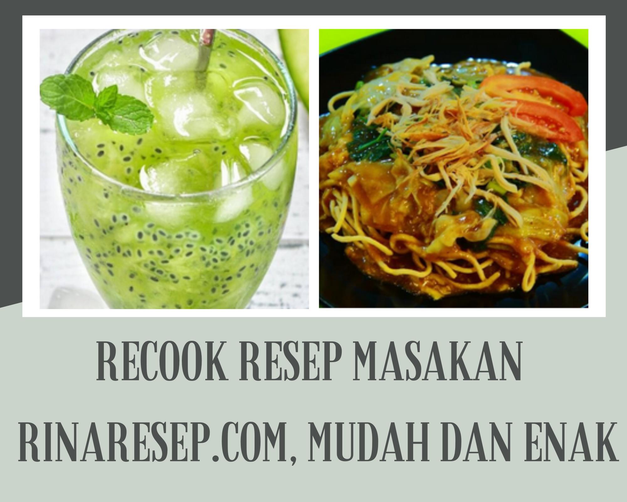 Recook Resep Masakan Rinaresep Com Mudah Dan Enak Di 2020 Resep Masakan Masakan Resep