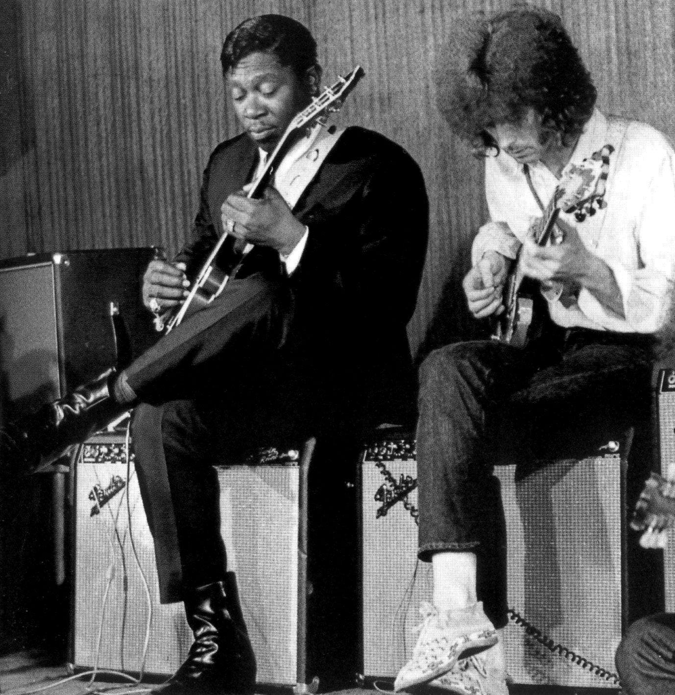 B B King Amp Eric Clapton Bbking Ericclapton Blues Rock Guitar