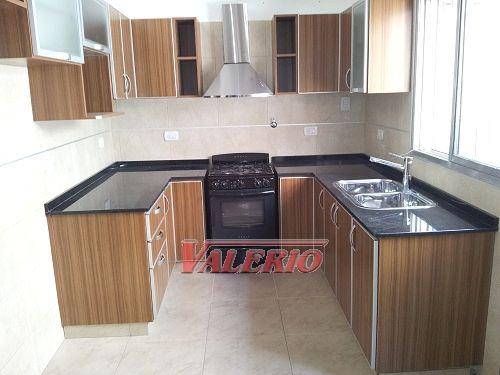 Melamina con bordes de aluminio muebles de cocina a for Cocinas de melamina