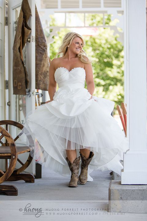 Cowboy Boots Rustic Chic Wedding Country Chic Wedding Country Wedding Dresses