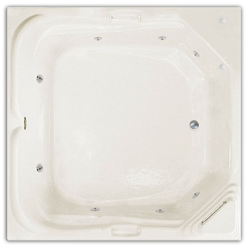 Leisure Concepts Pro Cascade XL :: Two Person Whirlpool Tub--60\
