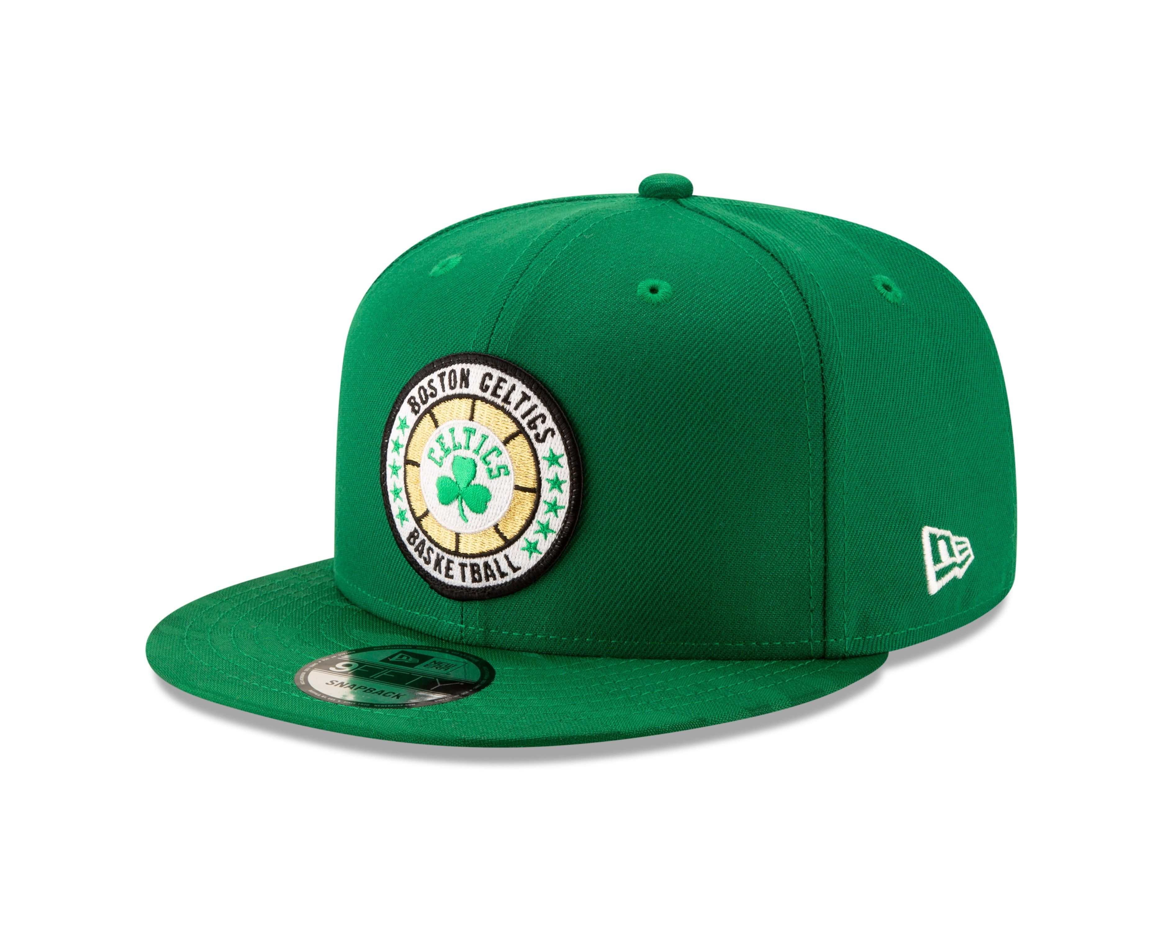 789d0294fda Men s Boston Celtics New Era Green 2018 Tip-Off Series 9FIFTY Snapback Hat