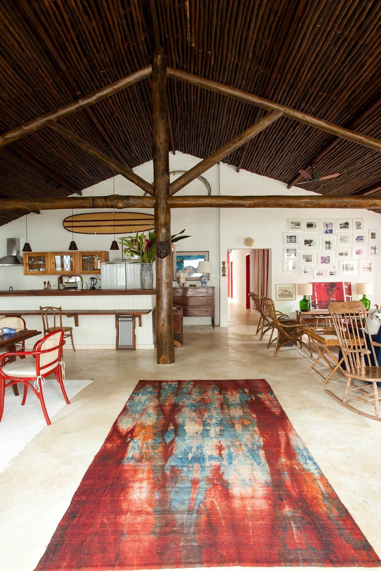 Casas E Ap S Com As Diferentes Caras Do Brasil Vencem Pr Mio De  -> Acabamento De Sala E Cozinha