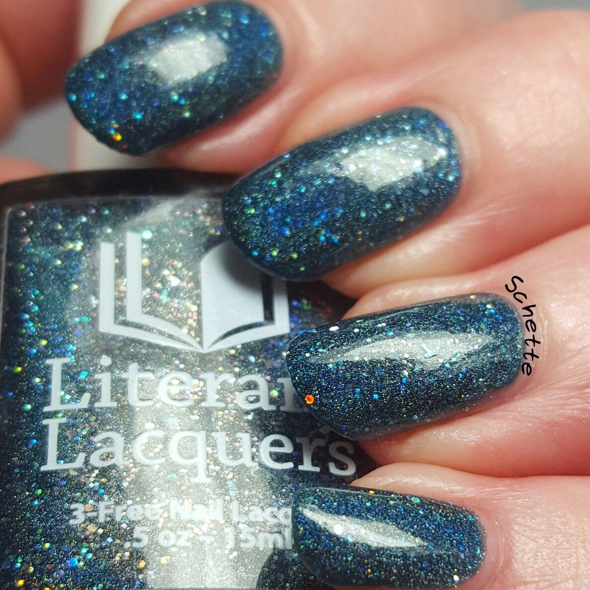 Literary Lacquers - Star Walk Backward