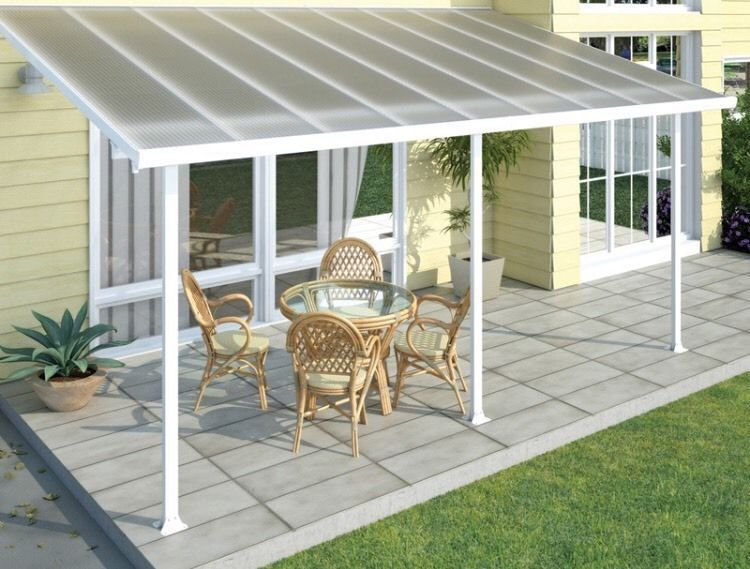 Corrugated Pvc Roofing Sheets 3inch Profile1 1mm Thick Various 1 3mm Ebay Aluminum Pergola Pergola Patio Patio