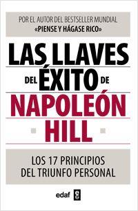 Las Llaves Del Exito De Napoleon Hill Napoleon Libros De