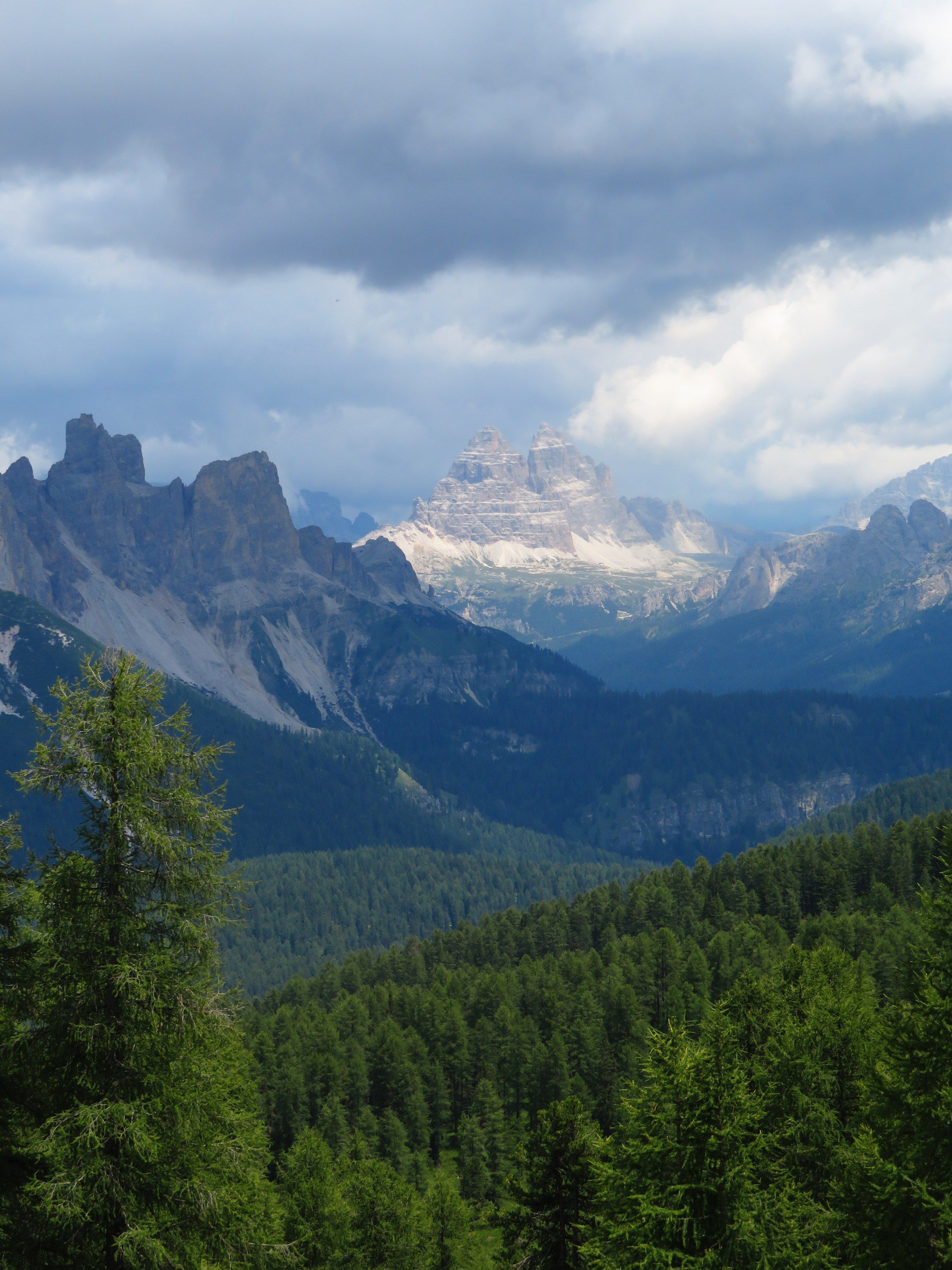 The Italian Dolomites, Cortina D'Ampezzo (& How to See it