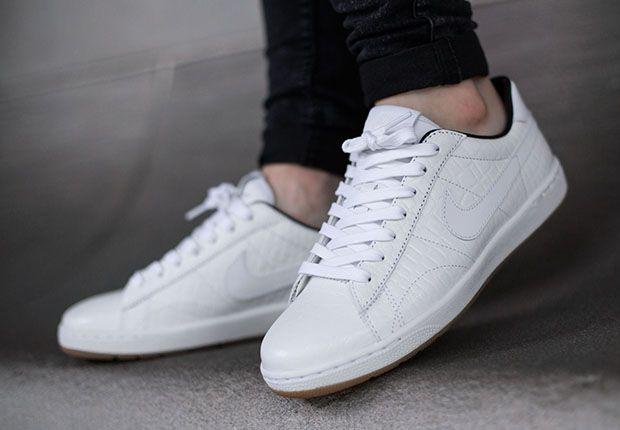 An OnFoot Look At The Nike Tennis Classic Ultra Crocskin